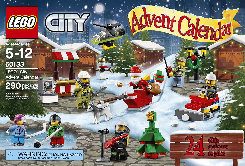 Advent Calendars For Christmas 2016 Lego Disney Fisher
